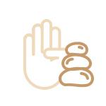 Spa Hand Icon