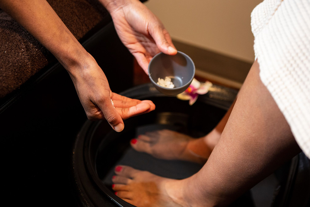 Image of Foot Treatments